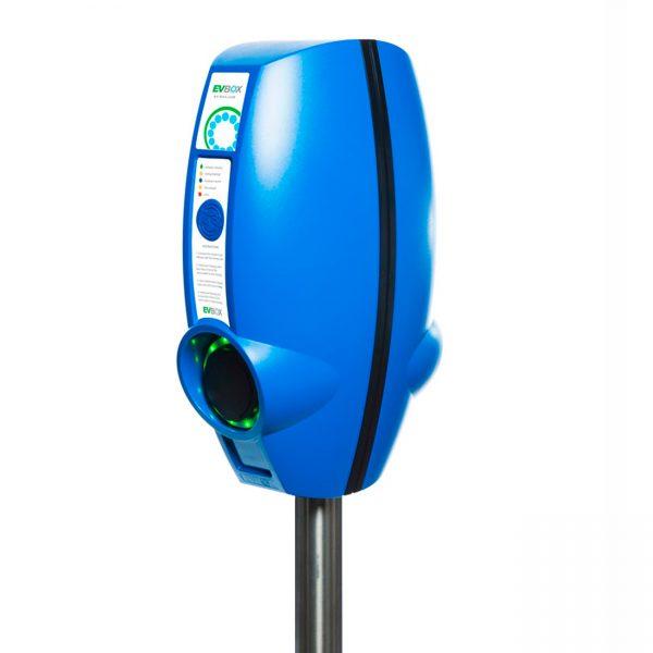EVBox Azul